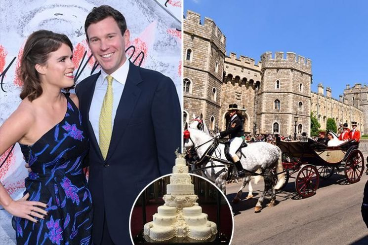 What are the wedding protocols Jack Brooksbank and Princess Eugenie will have to follow when they get married?