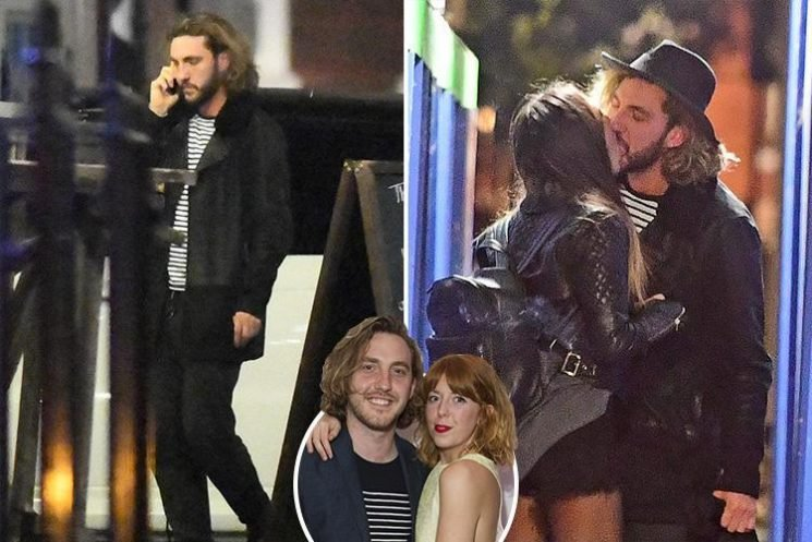 Moment Seann Walsh calls his girlfriend a 'psycho' on the phone after she questions his 'friendship' with Katya Jones hours before their drunken snog