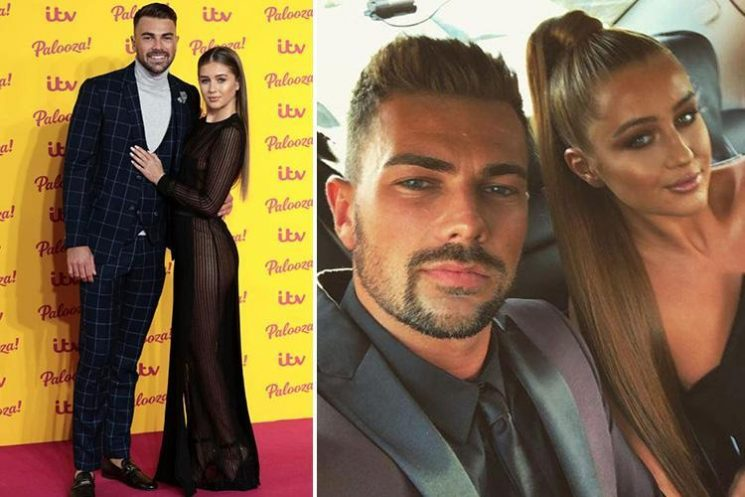 Sam Bird reveals he split from Georgia Steel after he found secret selfie of her in bed with ex four days ago