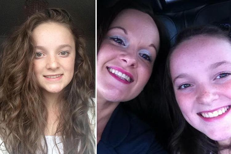 Mum recalls heartbreaking battle to save her daughter, 15, as she lay dying from allergic reaction to Just East takeaway