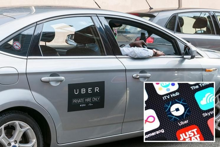 Uber taxi drivers in London, Birmingham and Nottingham set to strike from tomorrow over worker rights