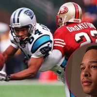 Ex NFL Star Rae Carruth Released From Prison 19 Years After Pregnant Girlfriend's Murder