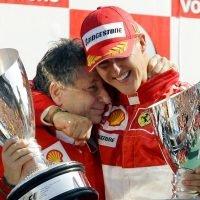 Michael Schumacher's former Ferrari team boss Jean Todt reveals heartache at F1 legend's horror injuries as he says he still sees star twice a month
