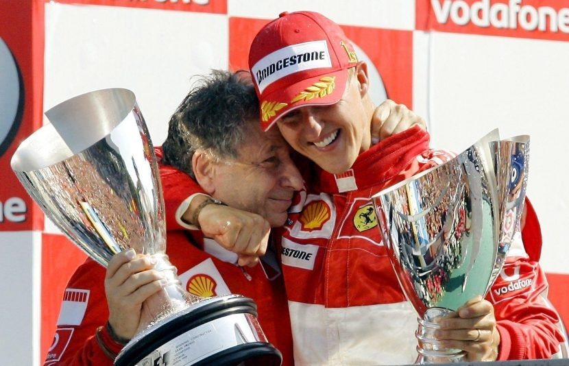 Michael Schumacher's former Ferrari team boss Jean Todt reveals heartache at F1 legend's horror injuries as he says he still sees star twice a month