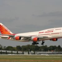Flight attendant falls from Air India plane onto tarmac as she closed door to aircraft