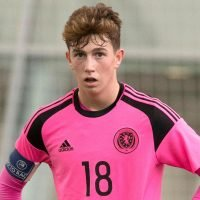 Youth star Jensen Weir makes England debut just two months after playing for Scotland at same level