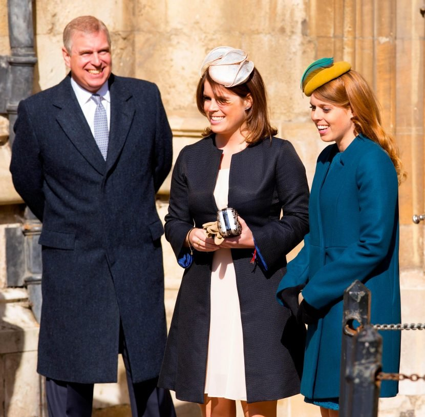 Who is Prince Andrew, how old is he, who are his daughters and what is his net worth?