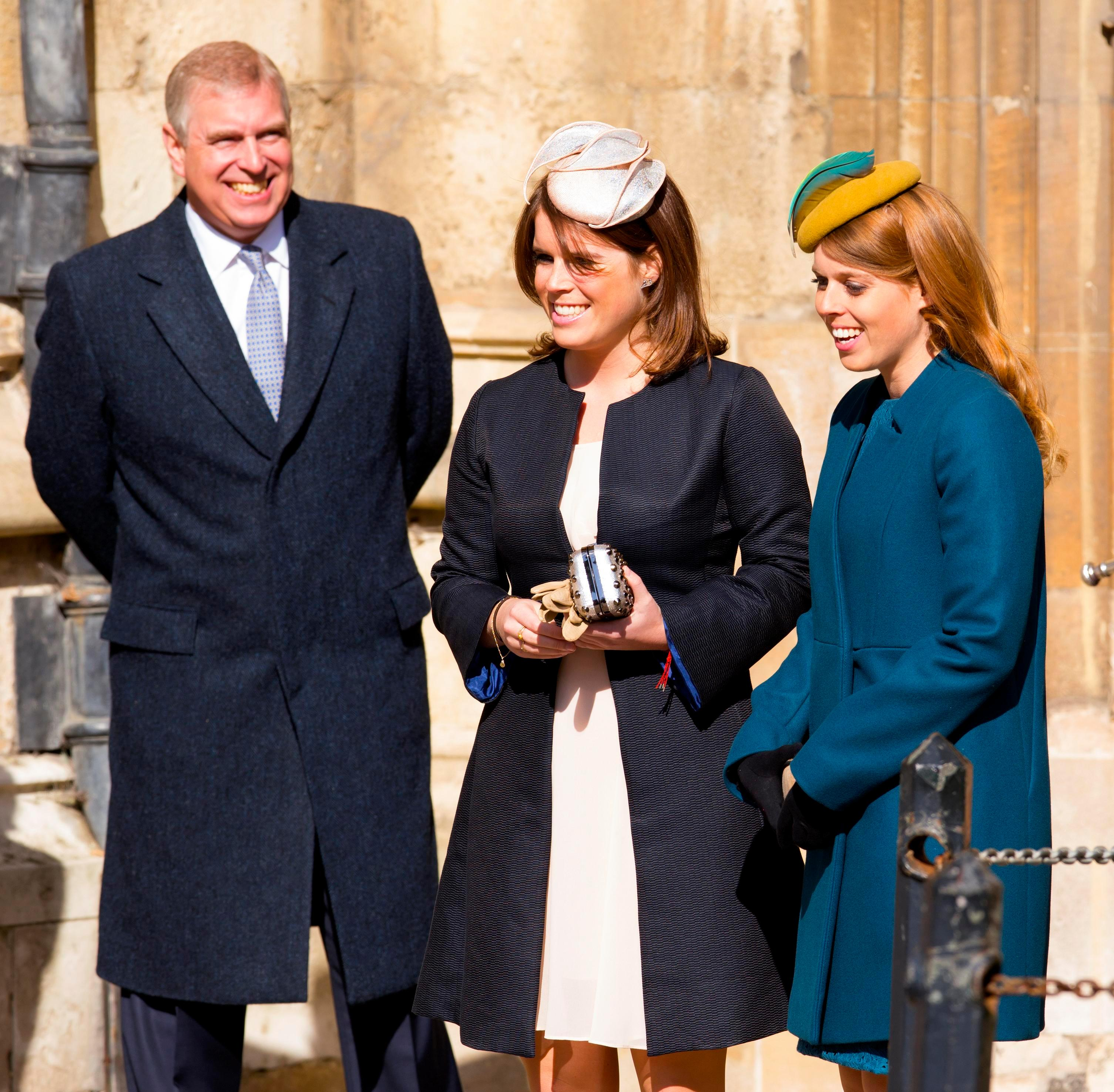 Who Is Prince Andrew How Old Is He Who Are His Daughters And