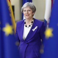 It's time for Theresa May to finally say no to Brussels and take back control by leaving ALL of the EU's major institutions