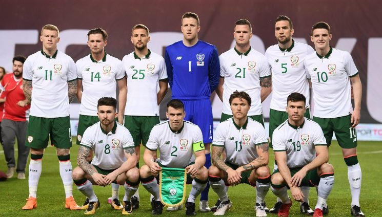 Republic of Ireland ace Shane Duffy defends 'very good lad' Declan Rice as international tug-of-war with England continues