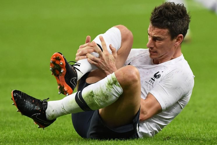 Laurent Koscielny wanted France to lose at the World Cup as he struggled with missing out on triumph in Russia because of injury