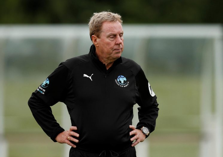 How old is Harry Redknapp, is he going on I'm A Celebrity and who's the former Tottenham manager's wife?