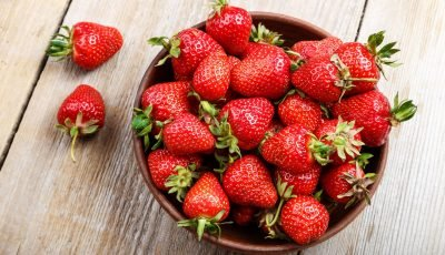 From strawberries to fish and sweet potato… the foods to boost your immune system as flu season looms