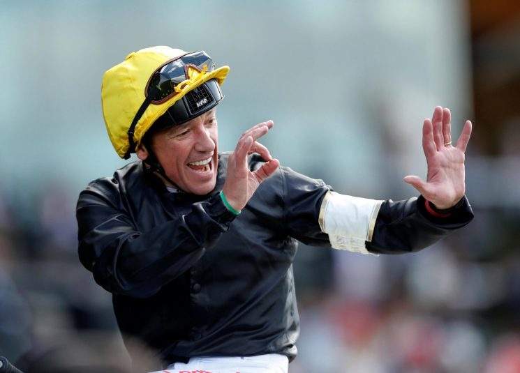 Who is Frankie Dettori – What is his net worth, who is he riding in the Arc, when did he kiss Meghan Markle's hand and why was he banned from racing?