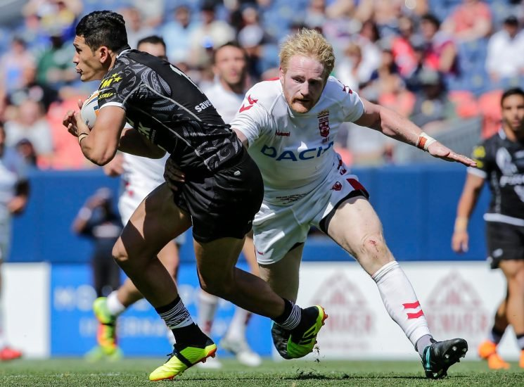 James Graham wants more England matches and backs the new breed of player