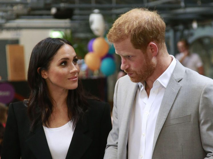 The bizarre reason why Meghan Markle and Prince Harry won't have full custody of their own kids