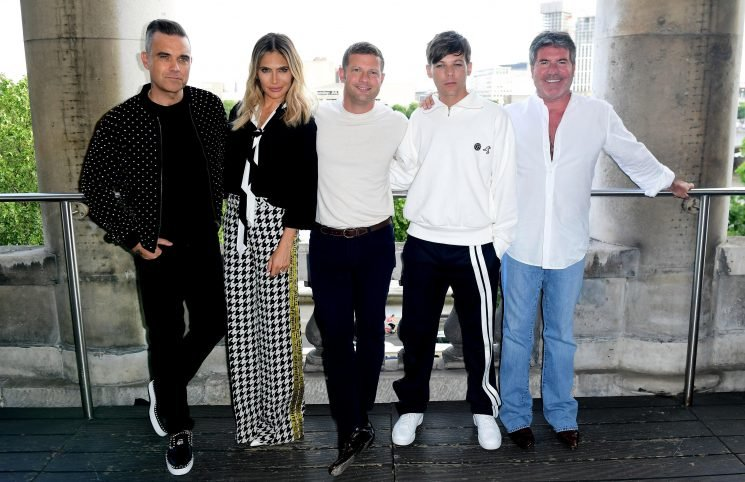 Who are the X Factor 2018 judges? Simon Cowell, Louis Tomlinson, Robbie Williams and Ayda Field