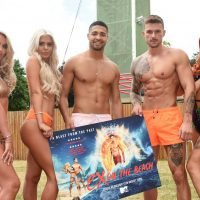 What time is Ex On The Beach 2018 on MTV and who is in the line-up with Daisy Robins and Bobby Ballard?