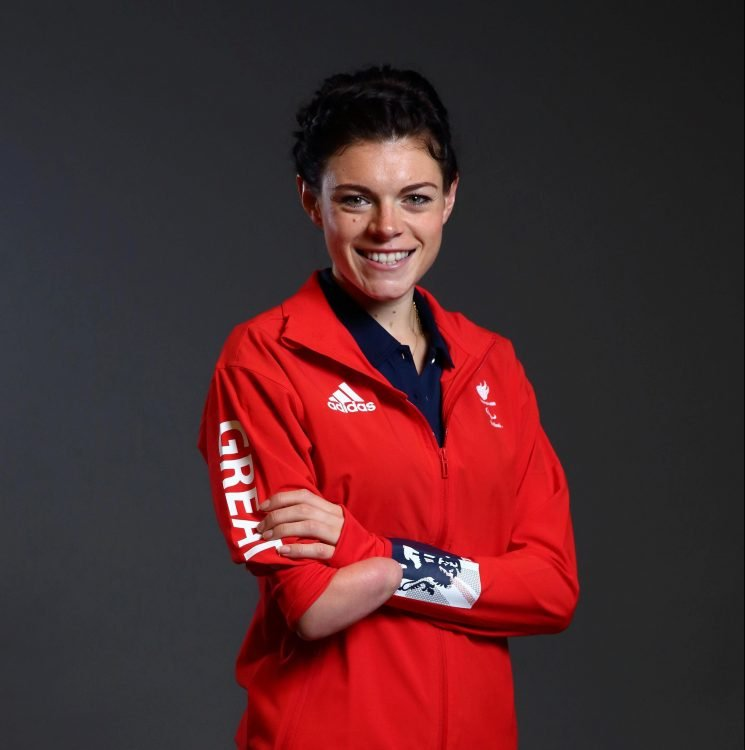 Who is Lauren Steadman? Strictly 2018 star and British Paralympic athlete