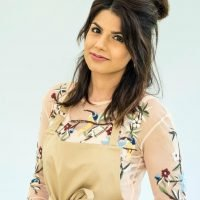 Who is Ruby Bhogal on Bake Off 2018? London Underground project manager and Star Baker in Danish week