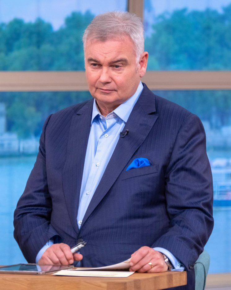 TV presenter Eamonn Holmes is being chased by HMRC for potentially millions in unpaid taxes