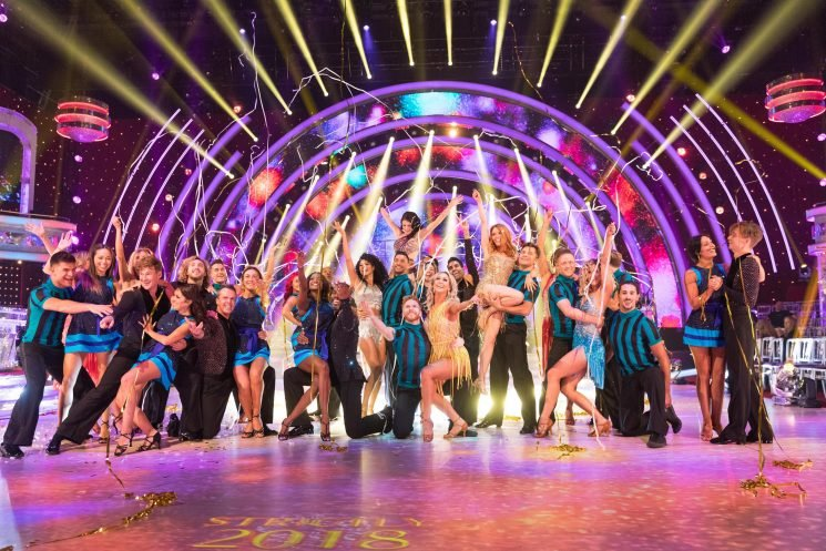 Where is Strictly Come Dancing 2018 filmed? Hertfordshire, Elstree TV studios and Blackpool Tower ballroom filming locations