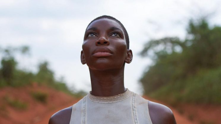 Who is Michaela Coel star of Black Earth Rising, how old is she and who did she play in Black Mirror?