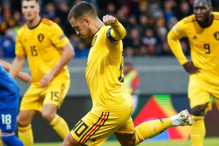 Belgium vs Switzerland: Live stream, TV channel, teams news and kick-off time for UEFA Nations League tie