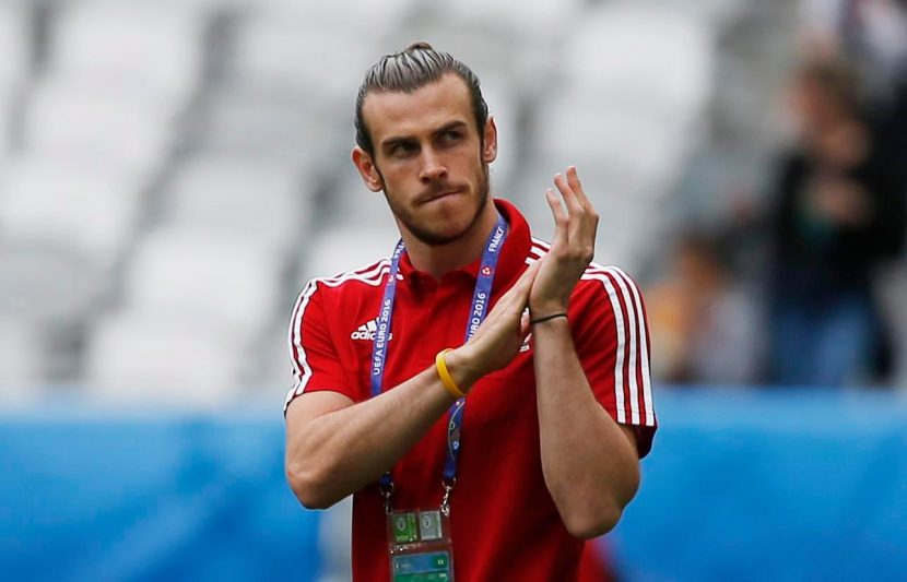 Why is Gareth Bale not playing for Wales vs Spain?