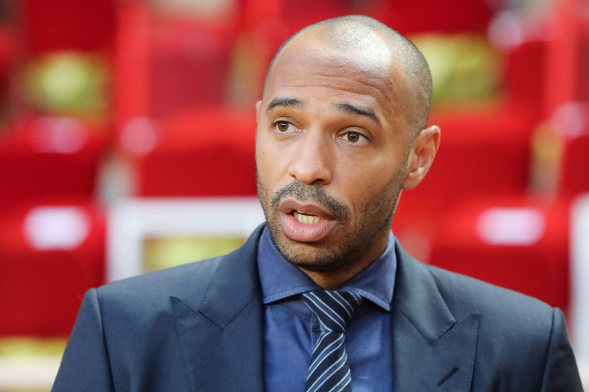Arsenal legend Thierry Henry to become new Monaco manager tomorrow after flying in to sign deal