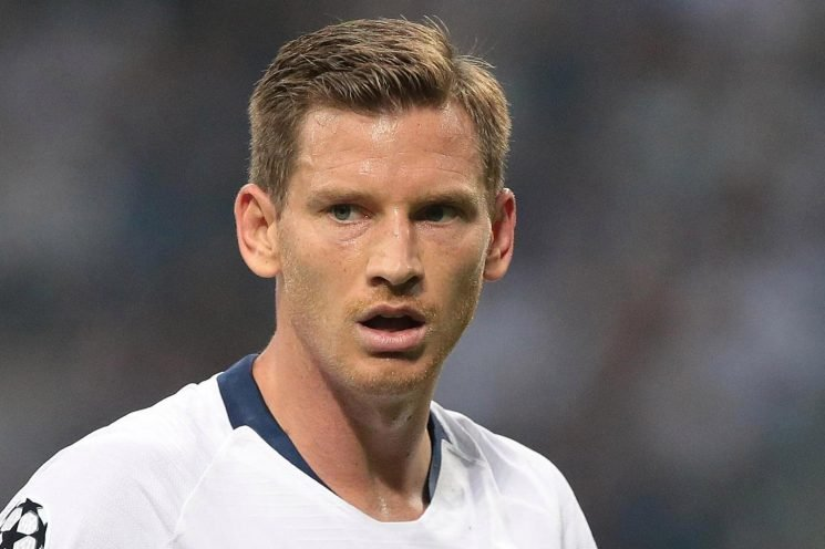 Tottenham star Jan Vertonghen out for six weeks with hamstring injury in huge blow to Mauricio Pochettino