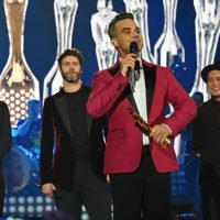 Robbie Williams set to join Take That for a surprise X Factor final performance ahead of band's 30th anniversary