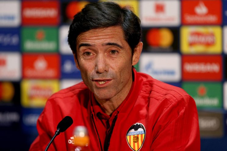 Valencia boss Marcelino takes jibe at Manchester United and pinpoints how match can be won