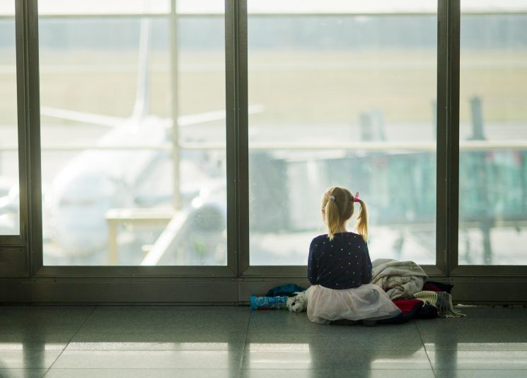 Family forget 5-year-old daughter at Stuttgart airport after returning from holiday