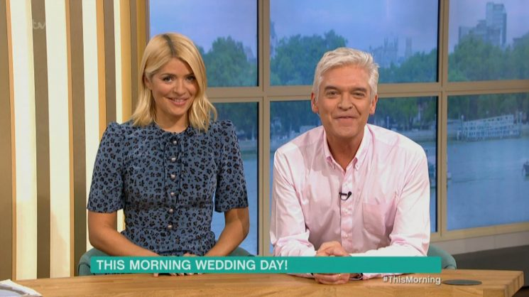 This Morning viewers outraged as Phillip Schofield mocks Fern Britton on-air over BAFTA ceremony 'snub'
