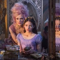 When is The Nutcracker and the Four Realms released in the UK, who's in the cast with Kiera Knightley and what's the trailer?
