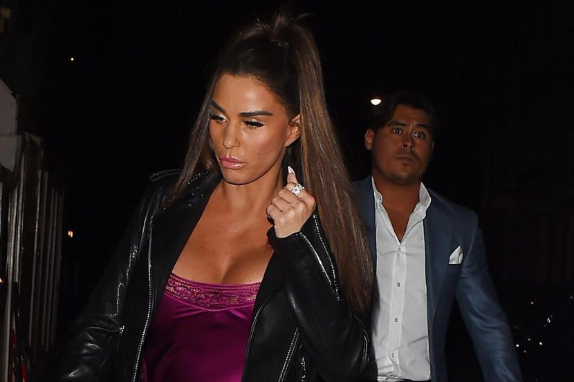 Katie Price 'rowed with boyfriend Alex Adderson' before crashing her Pink Range Rover and drink-drive arrest