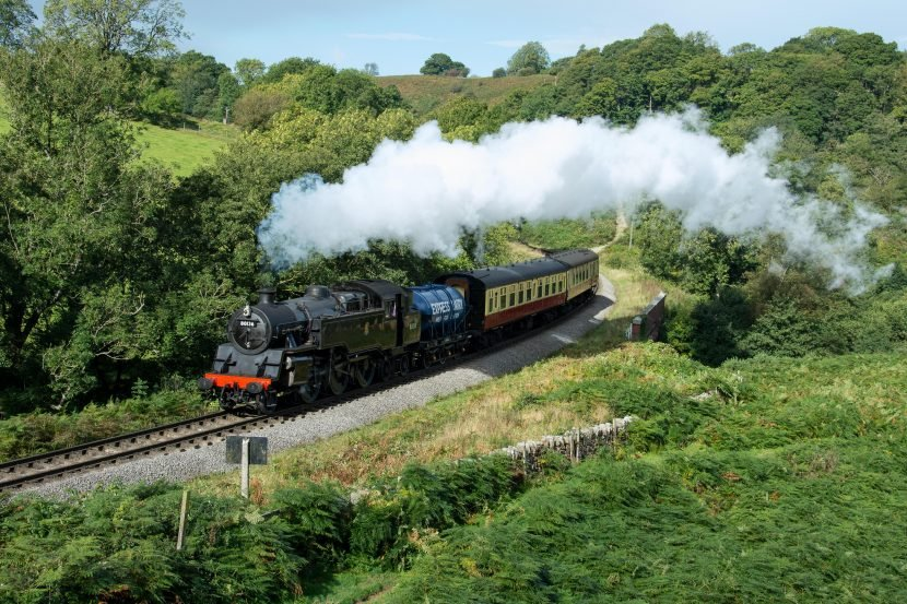 Scenic railways and luxury coaches make getting to your destitation all the more fun