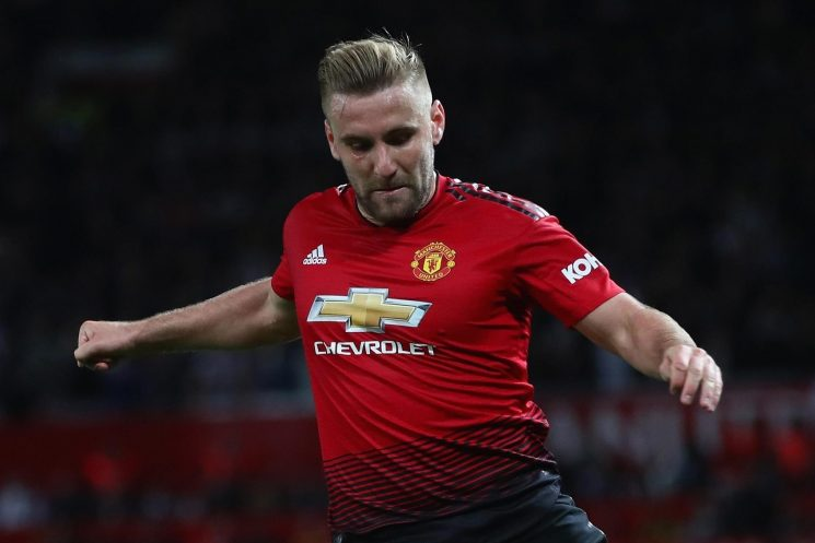 Manchester United star Luke Shaw set to sign £150,000-a-week bumper deal to become one of top-earning defenders in world