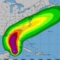 Where is Hurricane Michael now, how can I track it and why has a state of emergency been declared in Florida?