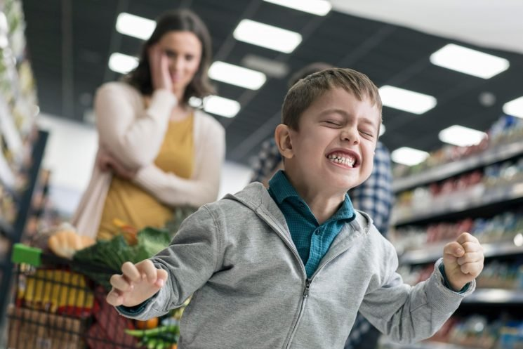 Parents' biggest stress triggers have been revealed – and the weekly shop and bedtime are NOT popular
