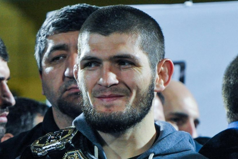 Khabib Nurmagomedov reveals WWE offer and targets Brock Lesnar with UFC future unclear after Conor McGregor post-fight bust-up