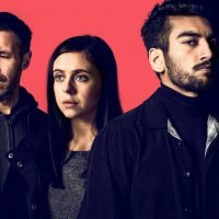 Who is in the cast of Informer? Nabhaan Rizwan, Bel Powley, Paddy Considine and Jessica Raine star