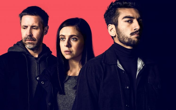 Who is in the cast of Informer? Raza Shar, Bel Powley, Paddy Considine and Jessica Raine star