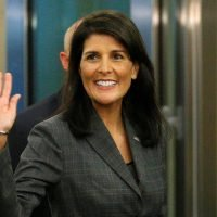 Why did Nikki Haley resign, who will replace her as Donald Trump's UN Ambassador?