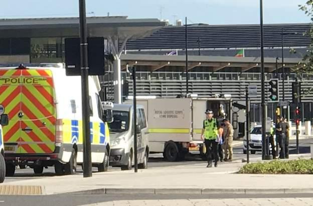 Lincoln city bomb scare – Bag of SHOPPING sparks major incident with town centre placed on lockdown