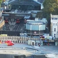 Earl's Court station evacuated as 'naked man on the tracks' sparks travel chaos and rush hour delays