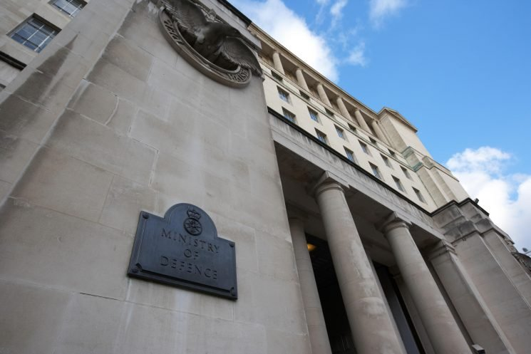 Top brass at Ministry of Defence wrote off almost £200m of taxpayers' cash last year