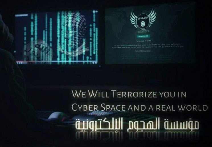 ISIS threatens more attacks 'in cyberspace and the real world' in chilling warning to the West