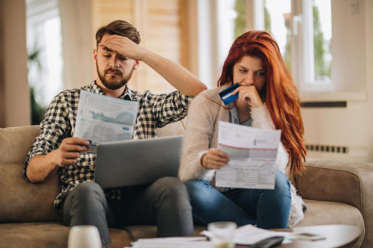 Have I been scammed paying a fee twice to two accounts for an unsecured loan?